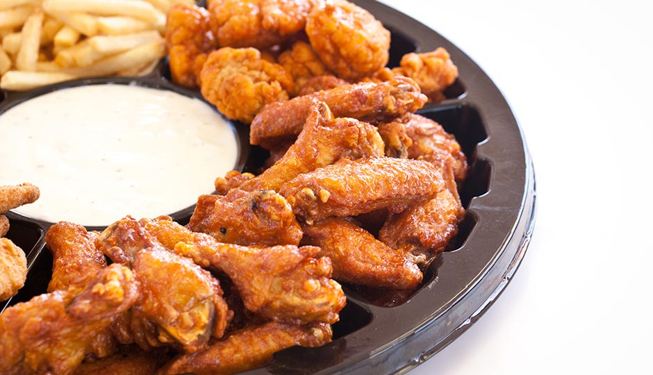 Zac's Wings