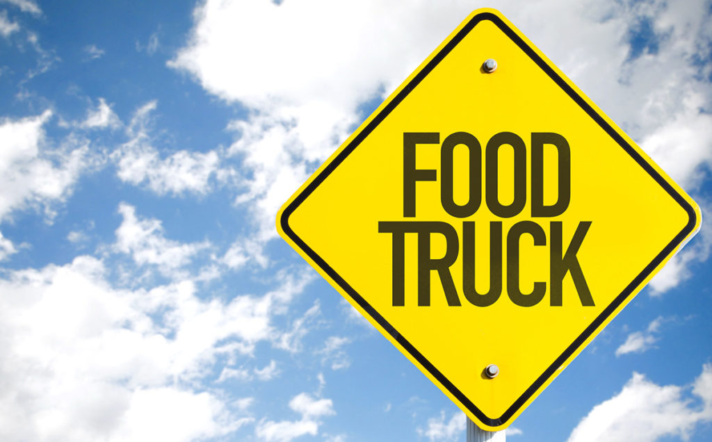 food truck requirements