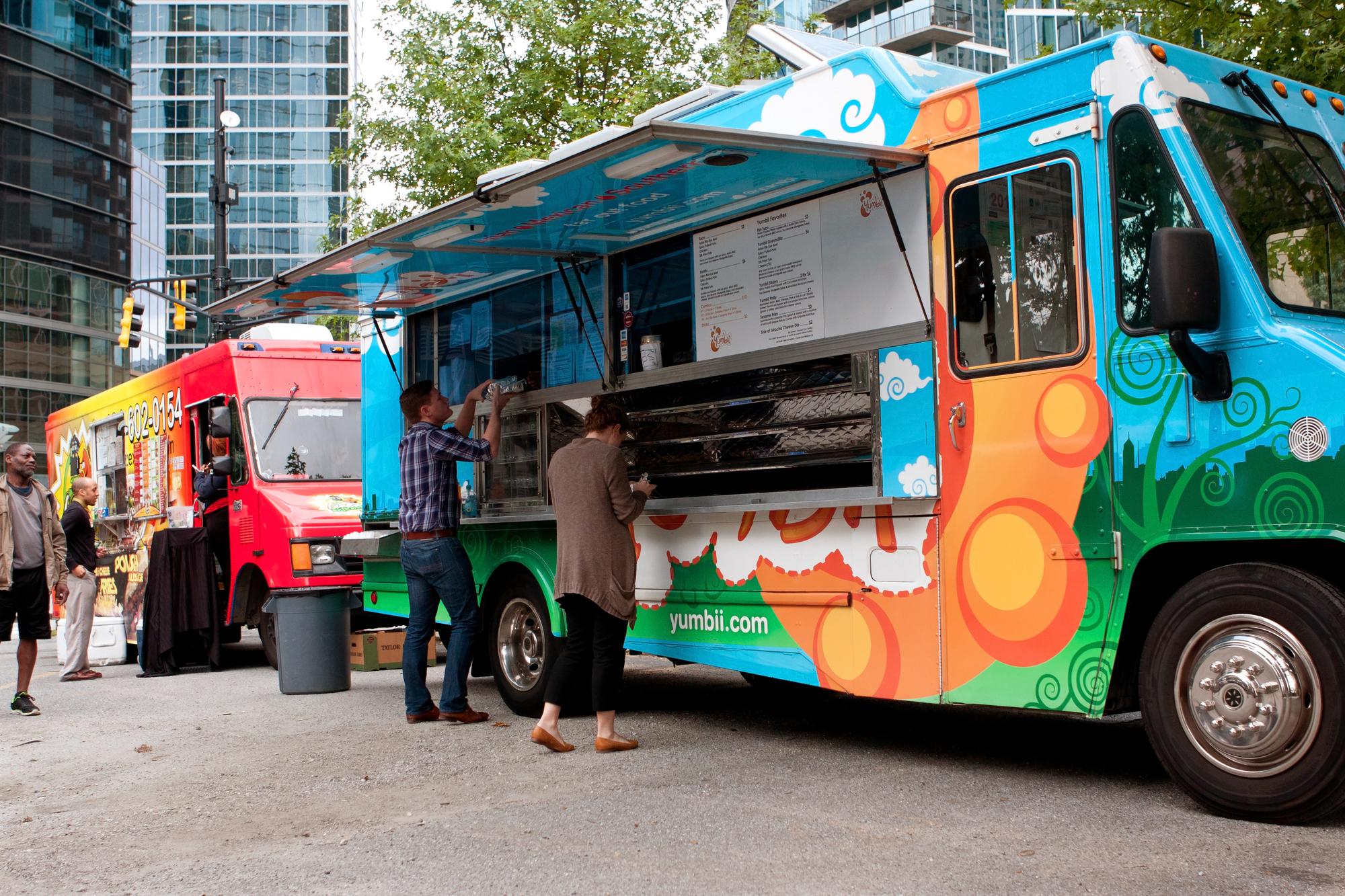 Food Truck Basics: Creating Food Truck Menus - Zac's Burgers
