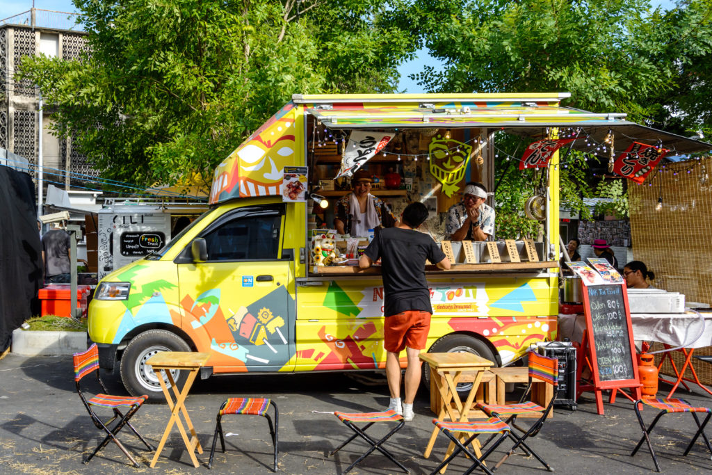 8 Novel Concepts for Your Food Truck