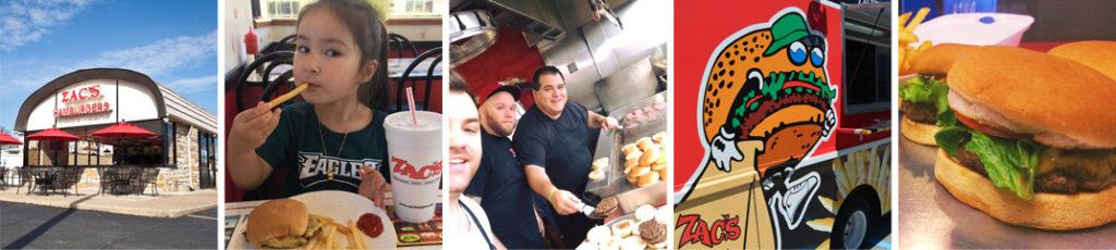 burger bus family