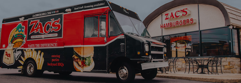 burger food truck for sale