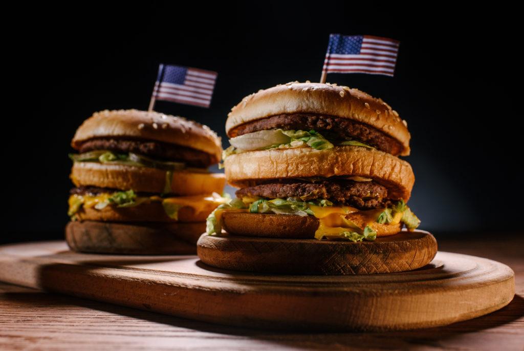 Why People Choose Burgers?