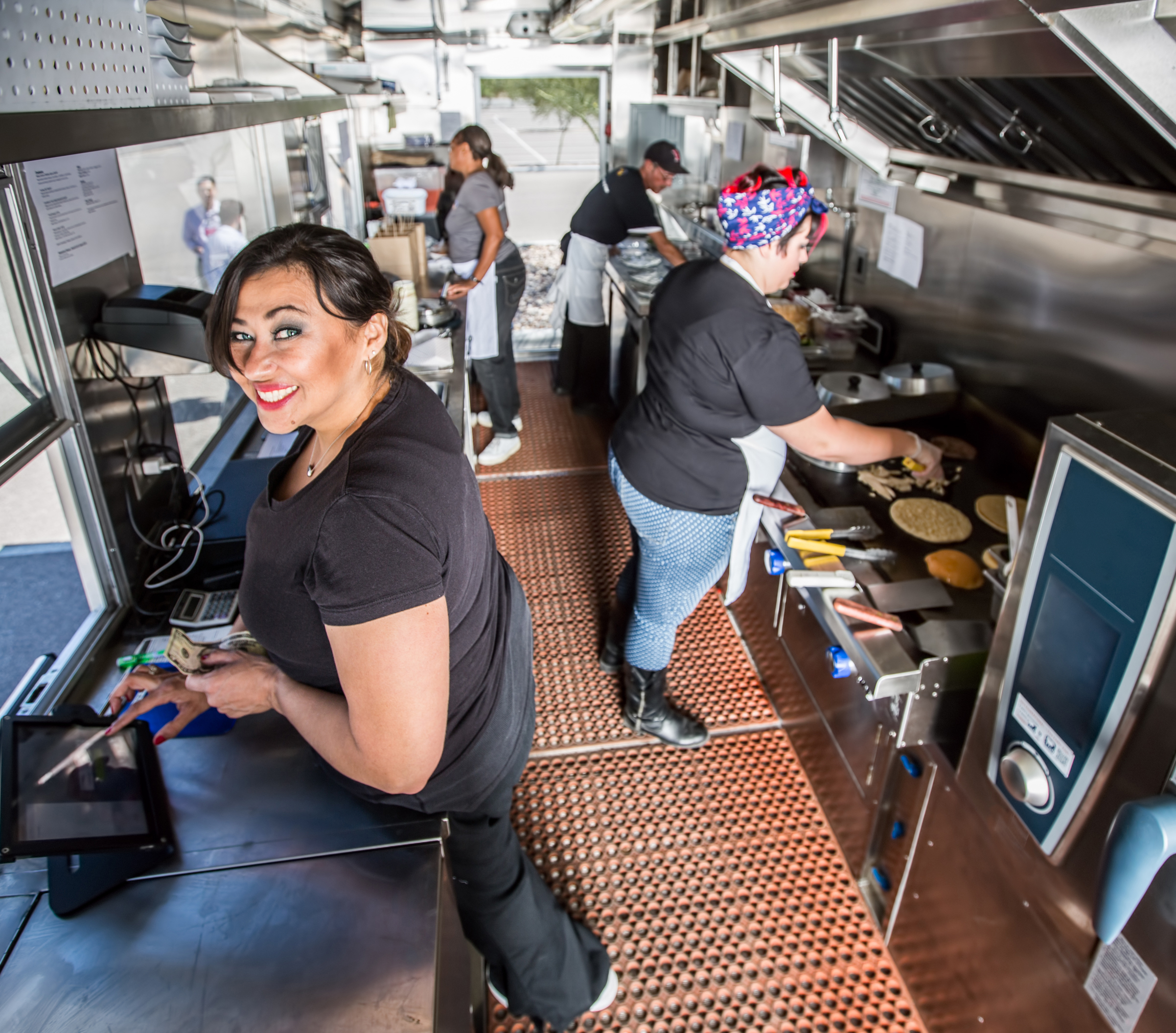 Food Truck Basics: The Day to Day Running of a Food Truck