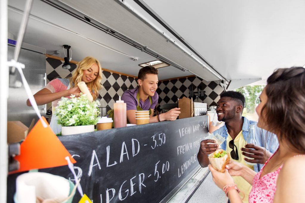 Why You Should Start a Burger Food Truck Business