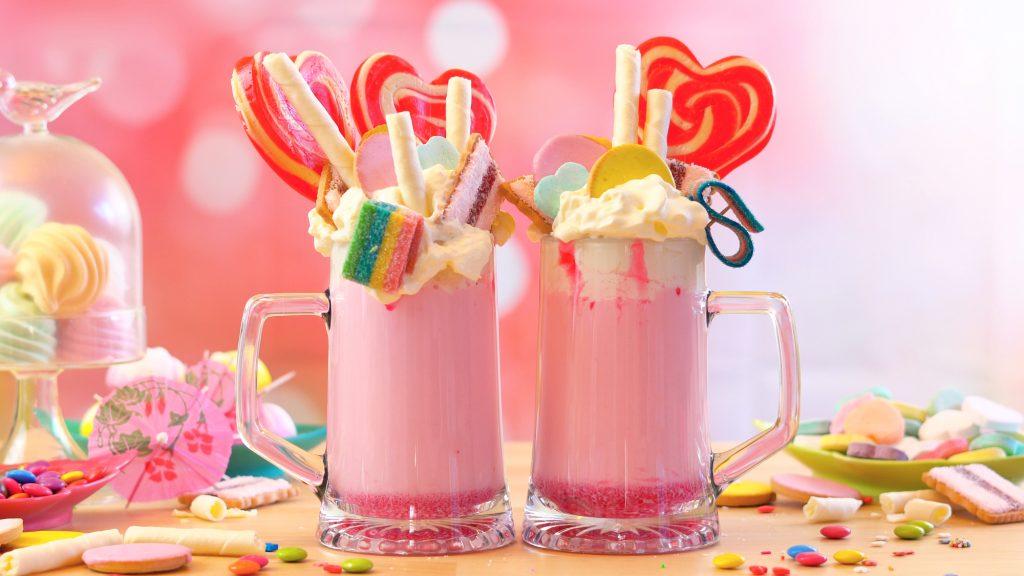6 Crazy Milkshake Recipes
