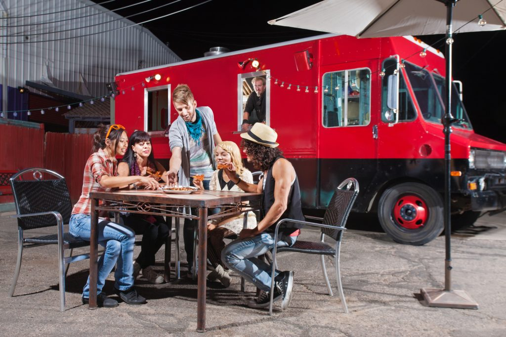 Everything You Need to Know about Food Truck Catering
