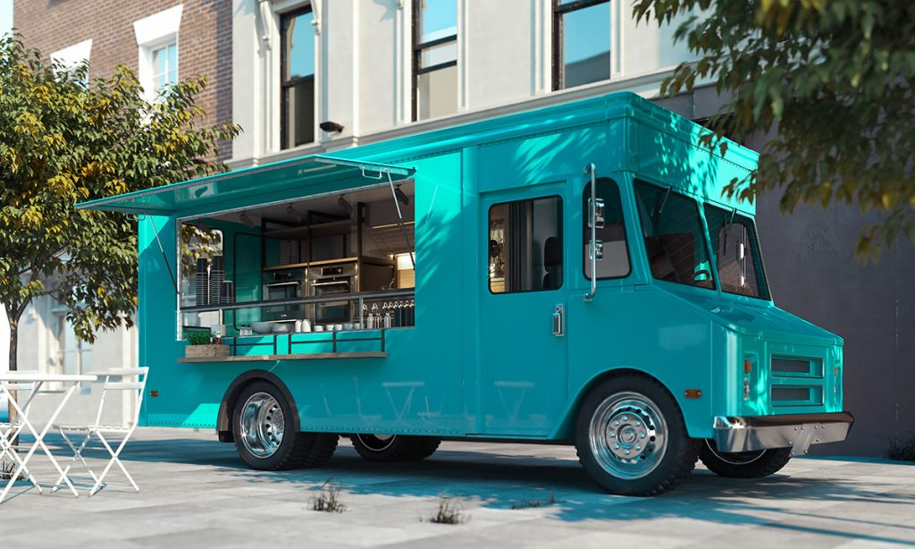 6 Food Truck Trends for Party Catering